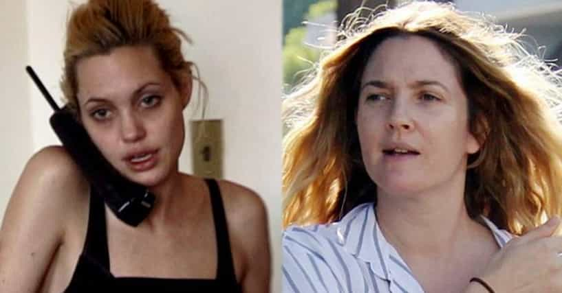 Famous Celebrity Cocaine Addicts and Users List