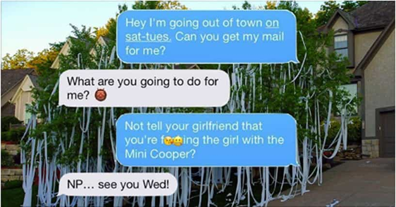 26 Funny Texts From Bad Neighbors