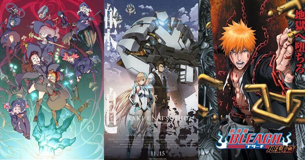 Netflix Anime List