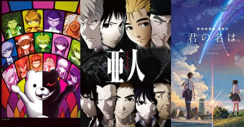 16 great anime series you can 39 t watch on crunchyroll for Brackett watches