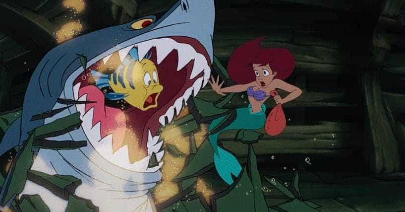 psychological disorders in the little mermaid Flounder is a supporting character from disney's 1989 animated film the little  mermaid he is ariel's best friend despite his name, he is not a flounder, but a.