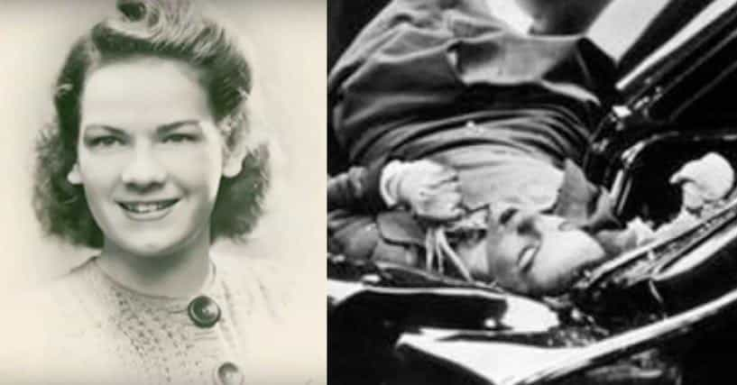 The Story Behind The Suicide Of Evelyn Mchale