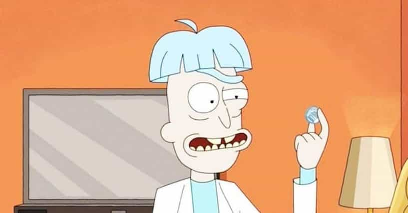 Doofus Rick Is The Smartest Rick Of All And We Can Prove It