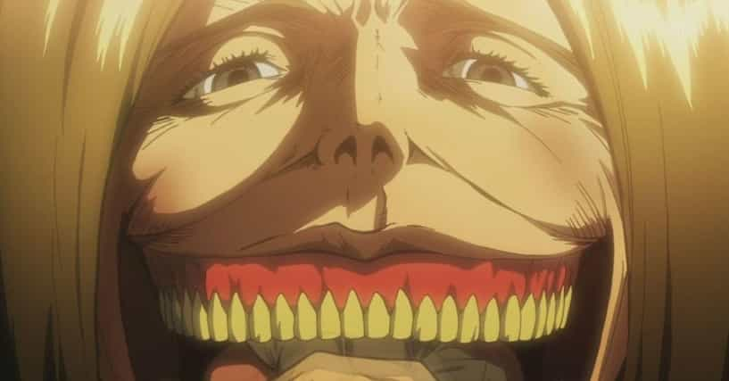 foto de The 15 Scariest Anime Monsters Of All Time