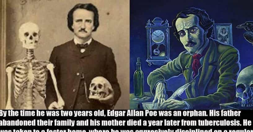 the tragedy of edgar allan poe essay