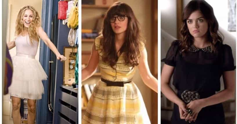 TV Characters Who Realistically Can't Afford Their Wardrobes