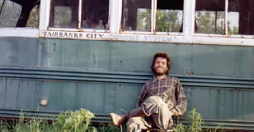the purpose of chris mccandless s Study 77 into the wild flashcards from paige l on what is the purpose of the author's note what was considered to be the cause of chris mccandless's death.