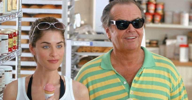 Movie Couples With Creepy Age Gaps