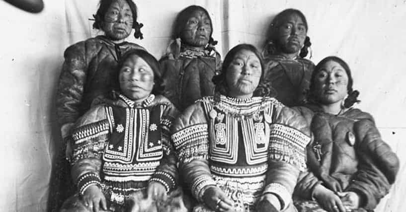 11 Weird Facts About The Sex Lives Of Remote Eskimo Tribes