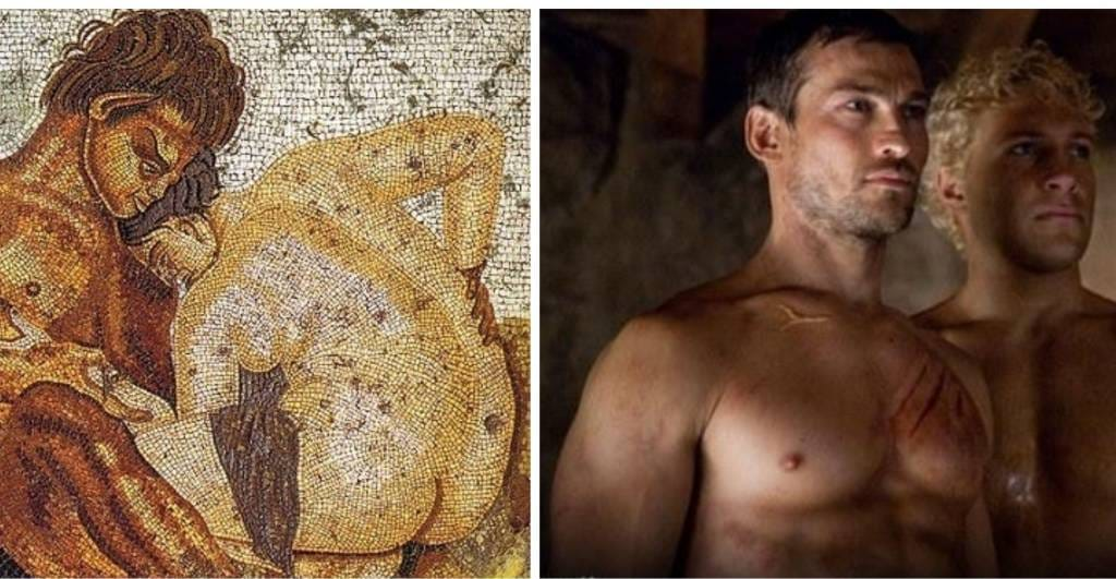 12 Fascinating Facts About The Sex Lives Of Roman Gladiators