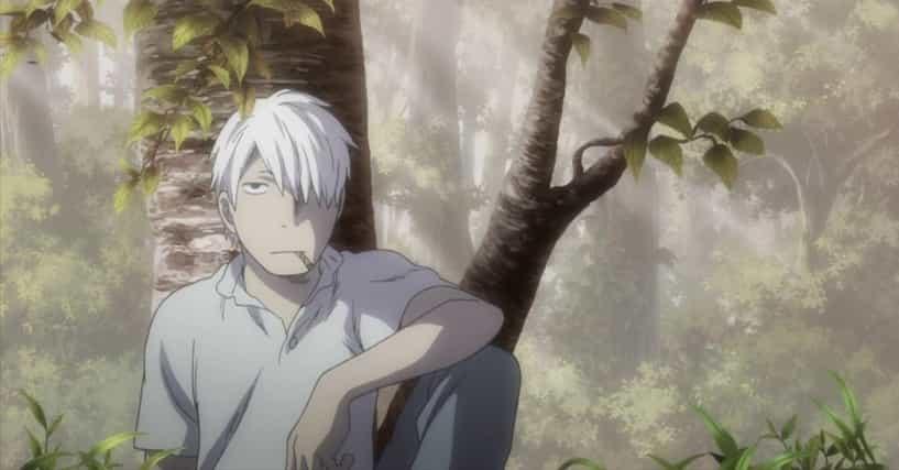 Anime Characters Smoking Weed : Anime characters who probably smoke weed