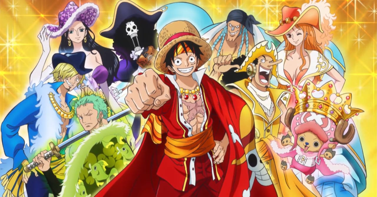 The 13 Best Anime Similar To One Piece
