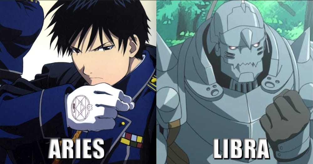 Which Fullmetal Alchemist Character Are You, Based On Your ...