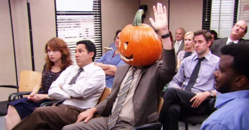 ranking all the office halloween episodes best to worst. Black Bedroom Furniture Sets. Home Design Ideas