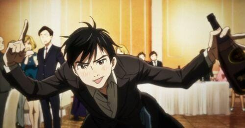14 Anime Characters That Definitely Know How To Party