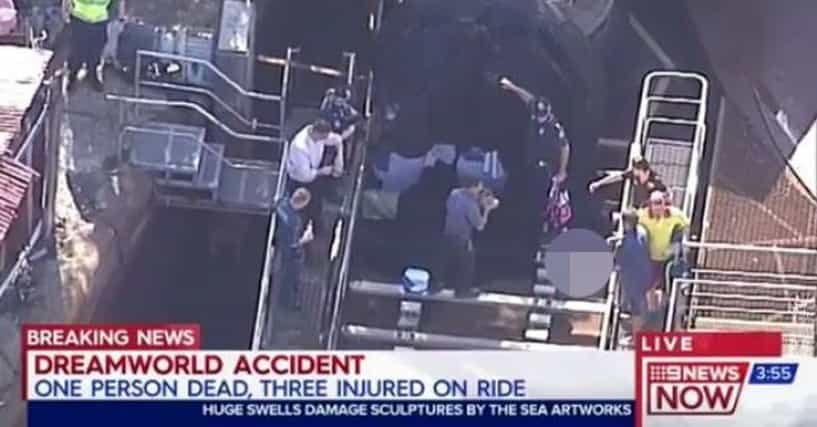 Incidents At Seaworld Parks: List Of Roller Coaster Deaths