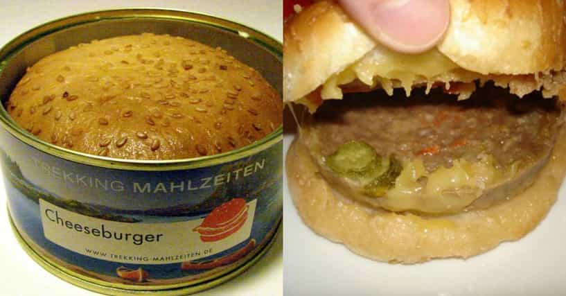 Nasty Weird Food You Can Order