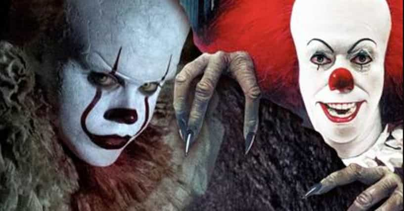 The Scariest Clown Movies in Film History