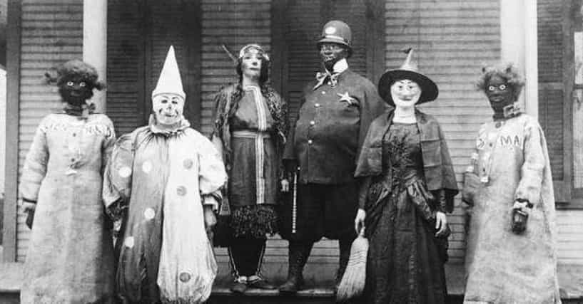 Terrifying vintage halloween costumes creepy old halloween costumes for Comcostume halloween homme original