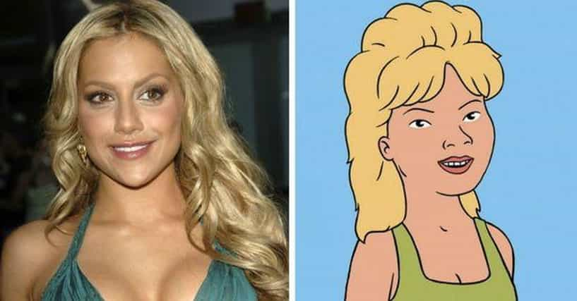 Cartoon Characters Voiced By Celebrities : Famous people who voiced cartoon characters list of