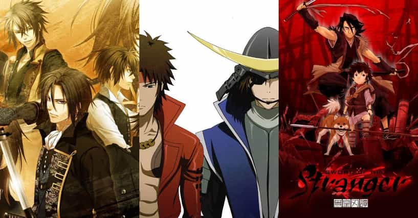 Best Samurai Anime of All Time | Anime Shows With Sword ...