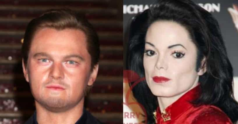 The Best and Worst Celebrity Wax Figures of All Time