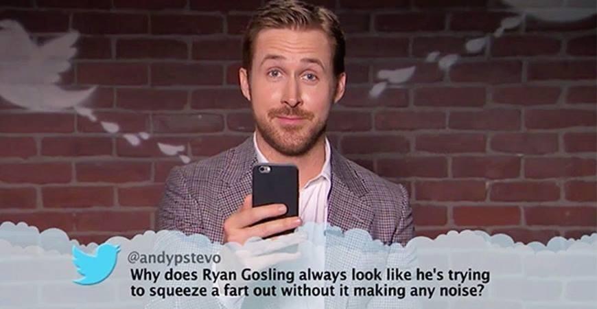 All of Jimmy Kimmel Celebrities Read Mean Tweets   Videos ...