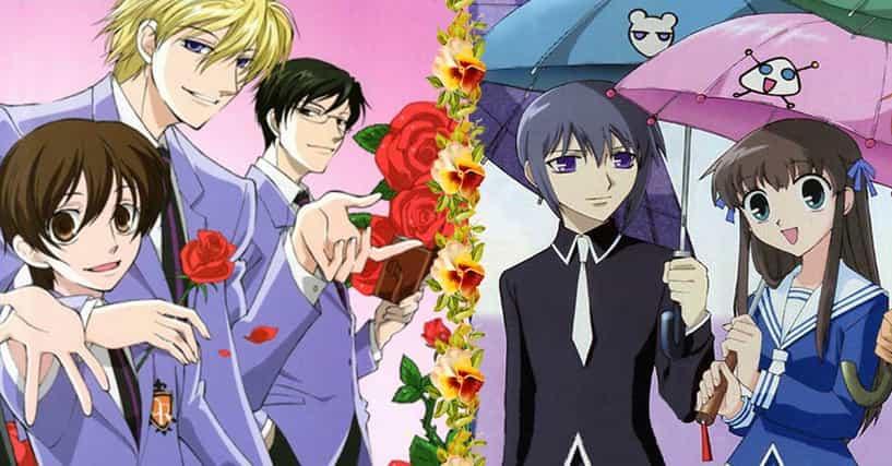 The Best Shoujo Anime And Manga
