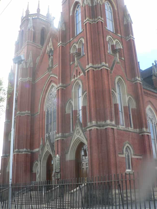 Shrine Church of St. Stanislau... is listed (or ranked) 1 on the list United States of America Architecture: Famous Landmarks and Buildings