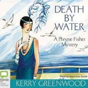 Death By Water is listed (or ranked) 24 on the list The Best Books With Water in the Title