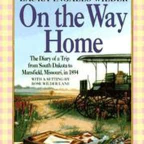 On the Way Home is listed (or ranked) 13 on the list The Best Books With Home in the Title