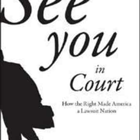 See You in Court is listed (or ranked) 16 on the list The Best Books About Jurisprudence