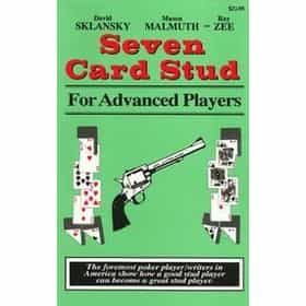 Seven card stud for advanced players
