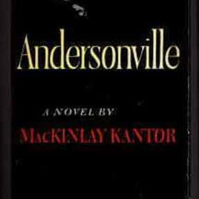 Andersonville is listed (or ranked) 6 on the list The Best Selling Novels of the 1950s