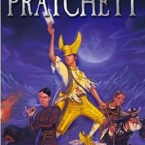 Going Postal is listed (or ranked) 7 on the list The Best Terry Pratchett Books