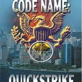 Code name--quickstrike is listed (or ranked) 12 on the list William W. Johnstone Books List
