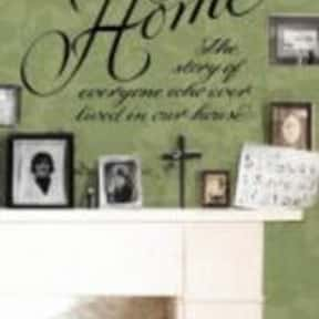 Home is listed (or ranked) 20 on the list The Best Books With Home in the Title