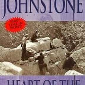 Heart of the mountain man is listed (or ranked) 13 on the list William W. Johnstone Books List