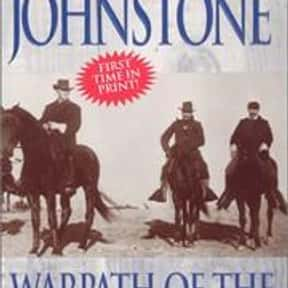 Warpath of the Mountain Man is listed (or ranked) 15 on the list William W. Johnstone Books List