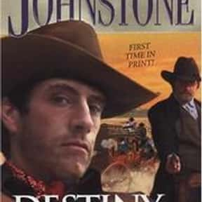Destiny of eagles is listed (or ranked) 20 on the list William W. Johnstone Books List