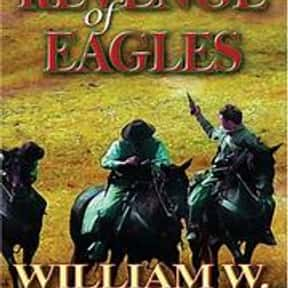 Revenge of eagles is listed (or ranked) 21 on the list William W. Johnstone Books List