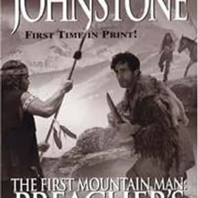 Preacher's journey is listed (or ranked) 24 on the list William W. Johnstone Books List
