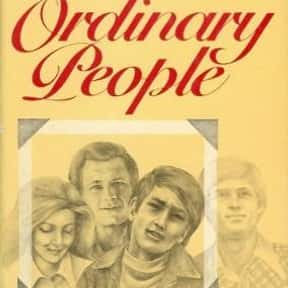 Ordinary People is listed (or ranked) 25 on the list The Best Books That Were Adapted Into Oscar-Winning Movies