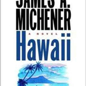 Hawaii is listed (or ranked) 21 on the list The Best Selling Novels of the 1960s