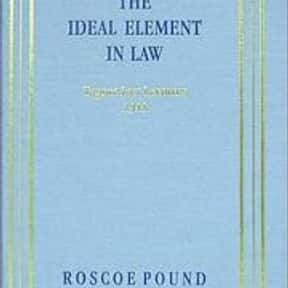 The ideal element in law is listed (or ranked) 22 on the list The Best Books About Jurisprudence