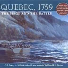 Quebec, 1759