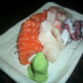 Sashimi is listed (or ranked) 7 on the list The Best Types of Japanese Food