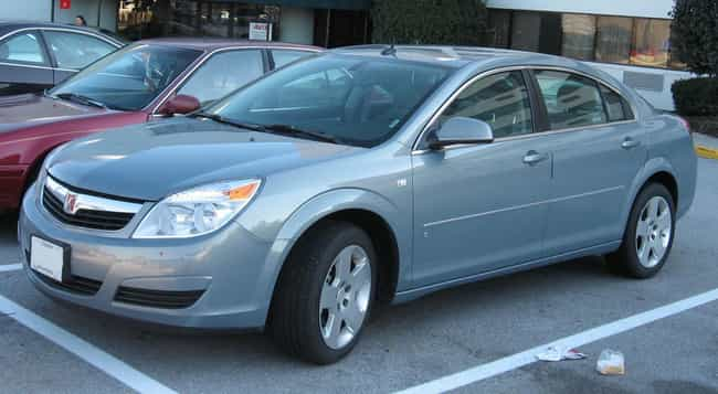 Saturn Aura Is Listed Or Ranked 3 On The List Full Of