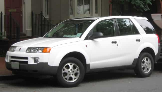 Saturn Vue Is Listed Or Ranked 2 On The List Full Of