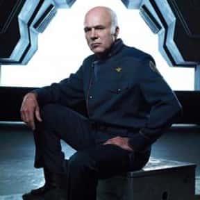 Saul Tigh is listed (or ranked) 5 on the list The Best Battlestar Galactica Characters